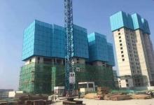 建筑爬架钢网片在建筑上使用时效率的提升