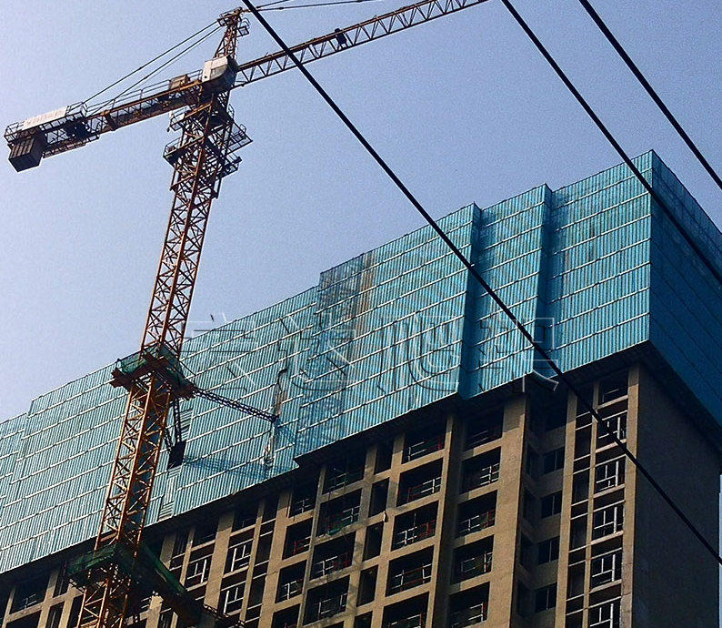 建筑爬架安全网片价格因素影响及产品规格