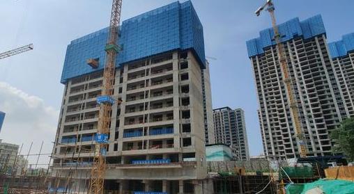 新型建筑集成全钢爬架知识科普
