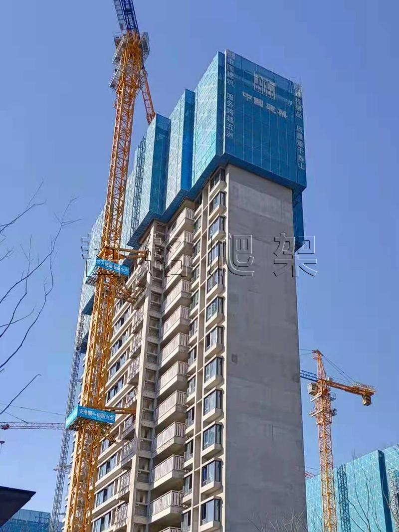 建筑用爬架